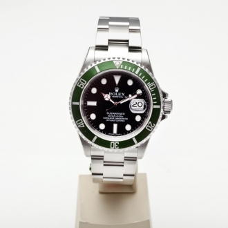 Rolex Oyster Perpetual Date Submariner. Joyerías Barcelona