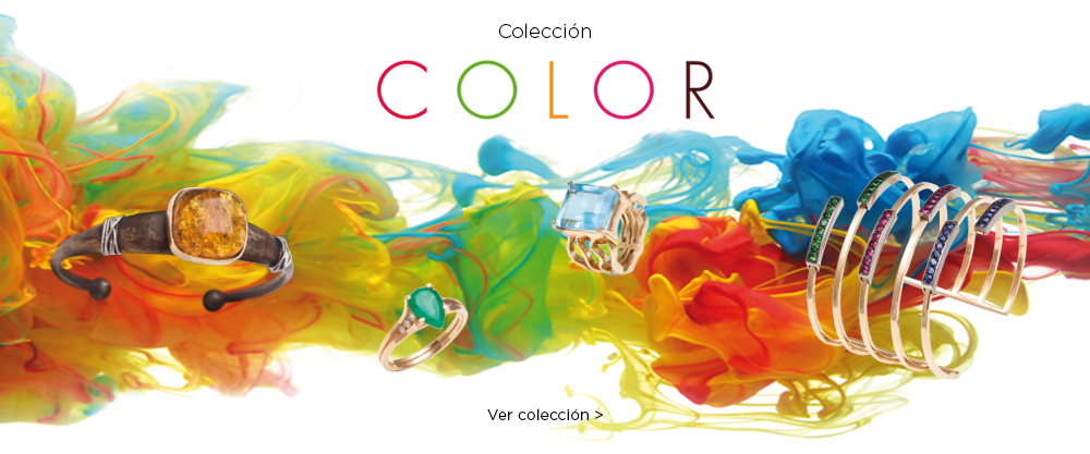 Descubre las Joyas de la Colección Color J.Roca