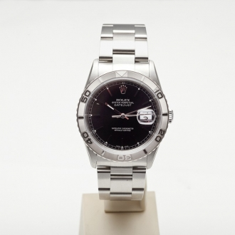 Rolex Oyster Perpetual Datejust. Joieries Barcelona