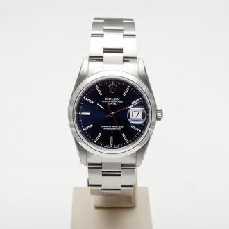 Rolex Oyster Perpetual Date Superlative Chronometer. Joieries Barcelona