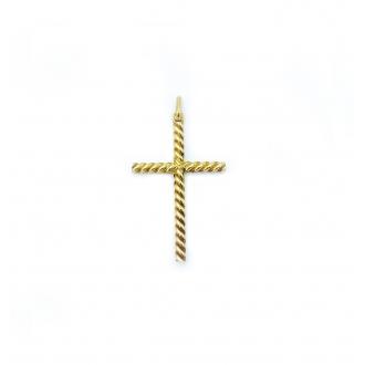 Cruz de Oro. Joyerías Barcelona