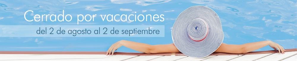 Vacaciones verano 2019