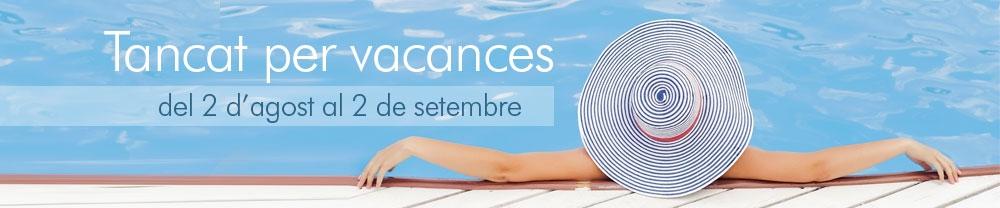 Vacances estiu 2019